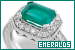 Gemstones: Emeralds: